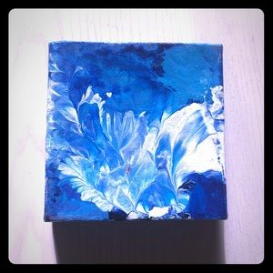Other - SMALL ABSTRACT ART PAINTING